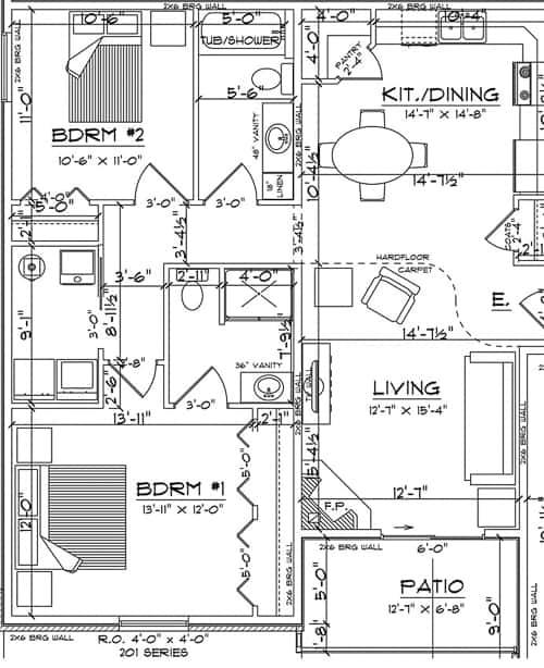 Commerece Park Place Apartments Dubuque Iowa-122